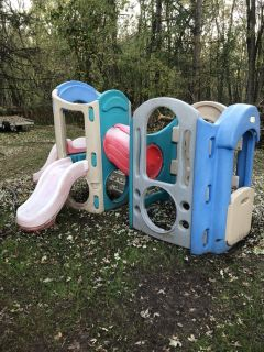 Outside Play Gym