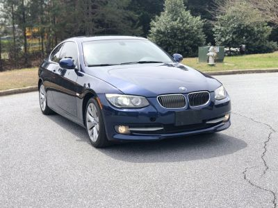 2011 BMW Integra 328i xDrive (Blue)