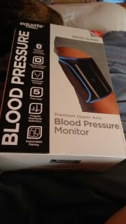 Blood pressure Monitor-brand new still new box with receipt.