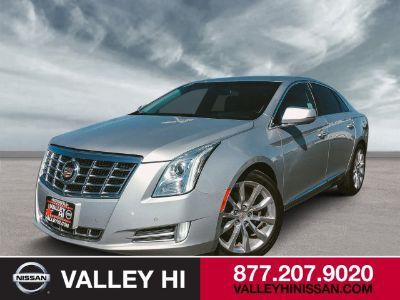 2015 Cadillac XTS 3.6L V6 (Radiant Silver Metallic)