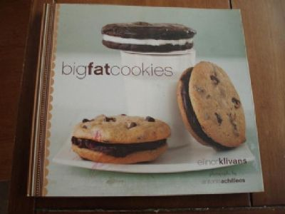 $10 Big Fat Cookies Book