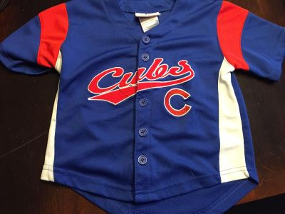 Chicago Cubs 3t Jersey
