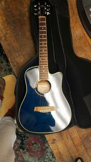 "Ibanez Mini Dreadnought ""Daytripper"" Acoustic Electric Guitar"