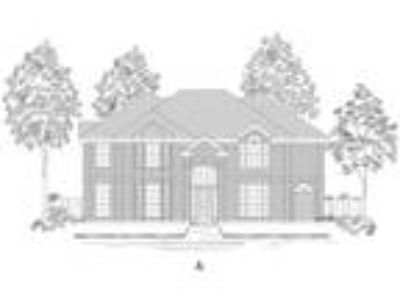 The 60' Home-Sites - Brookfield II R by First Texas Homes: Plan to be Built