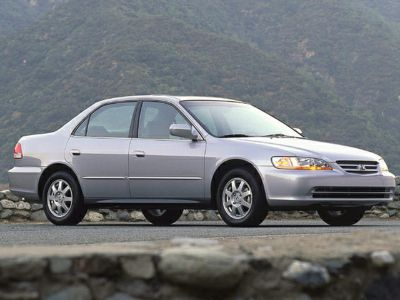 2002 Honda Accord SE ()