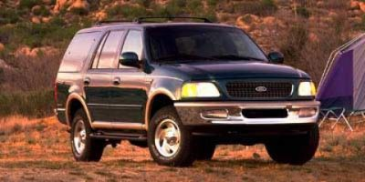 1998 Ford Expedition XLT (Oxford White Clearcoat)