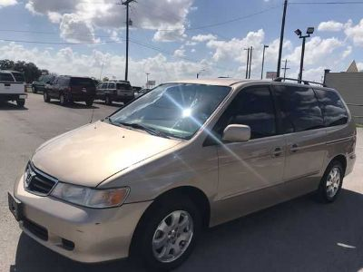 Used 2002 Honda Odyssey for sale