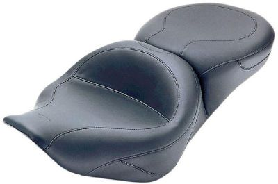 Buy Mustang One-Piece Touring Seat For 2004-2007 Harley Davidson Road King Custom motorcycle in Ashton, Illinois, US, for US $418.95