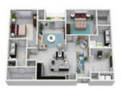 The Cliftwood - Two BR Two BA 1339 sqft B4