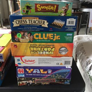 Games!