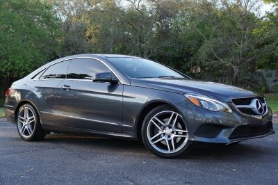 2014 MERCEDES BENZ E350 COUPE AMG SPORT PACKAGE/ CLEAN TITLE/LIKE NEW!!