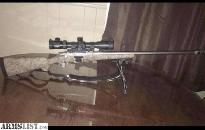 For Sale: 264 win mag Ruger m77 build