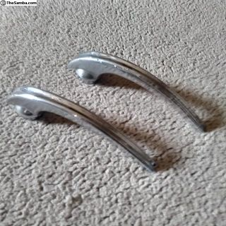 Bus Ribbed Cab Door Handles Till 1960, OG