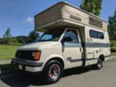 1991 Chevrolet Tiger Provan GT AWD 16Ft. Class B Camper
