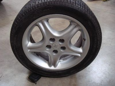 Purchase FERRARI 456 17 INCH 5X108 WHEEL AND TIRE PACKAGE OEM 456M GT GTA 355 550 575 motorcycle in Rowland Heights, California, US, for US $988.00