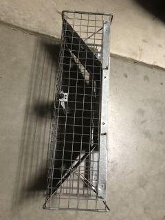 Havahart Live Animal Two-Door Rabbit, Squirrel, Skunk, Cage Trap