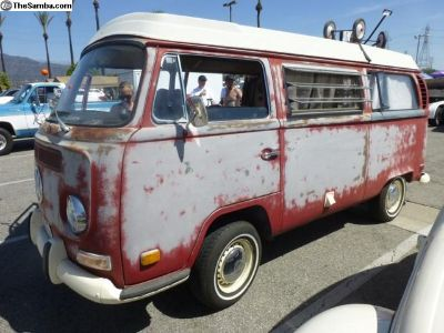 [WTB] 68-71 Early Bay Window Westfalia Pop Top