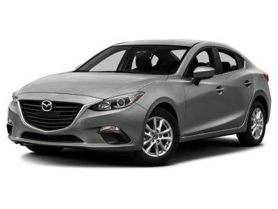 2015 Mazda Mazda3 i (Snowflake White Pearl Mica)