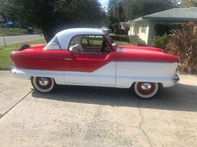 1957 Nash Metropolitan 100% restoration