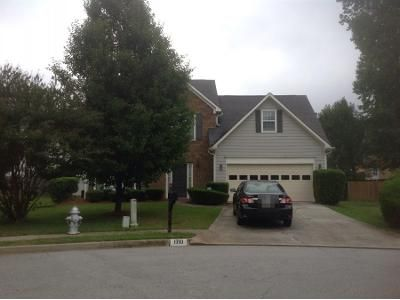 4 Bed 2.5 Bath Preforeclosure Property in Lawrenceville, GA 30043 - Stoneoak Cir