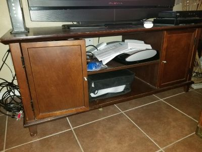 Used Tv stand quick sale