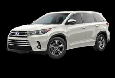 2019 Toyota Highlander Hybrid Limited Platinum ()