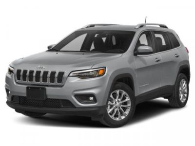 2019 Jeep Cherokee High Altitude (Diamond Black Crystal Pearlcoat)
