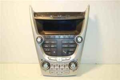 Purchase 11 GMC Terrain Radio Controls With Info Screen OEM LKQ motorcycle in Manchester, Tennessee, US, for US $68.98