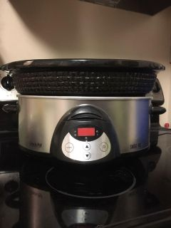 Great shape large slow cooker