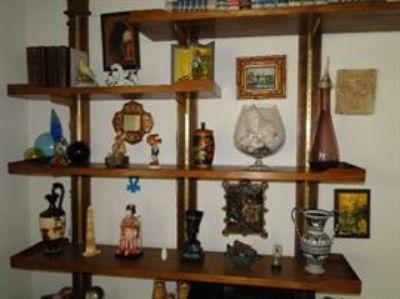 MCM Estate Sale Vintage Home-Collectibles, Hummels, Antiques, Jewelry