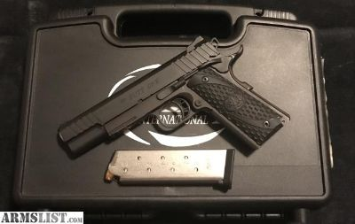 For Sale: STI Duty One 1911
