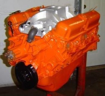 Purchase MOPAR DODGE 340 - 430 HORSE COMPLETE CRATE ENGINE/PRO-BUILT/ 360 318 273 NEW SBM motorcycle in Wittmann, Arizona, US, for US $7,790.00