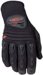 Purchase Mens New Black Cortech DX Motorcycle Riding Glove 2XS motorcycle in Ashton, Illinois, US, for US $17.99