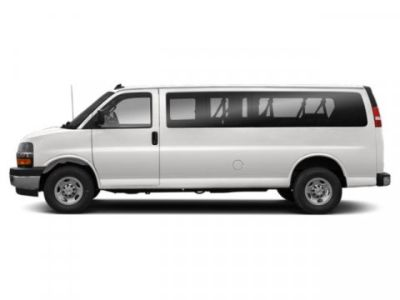2019 Chevrolet Express Cargo Van (Summit White)