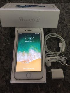 IPhone 6S 64gb mint condition.