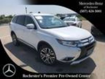 used 2018 Mitsubishi Outlander for sale.