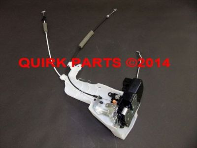 Purchase 04-08 Chrysler Pacifica FRONT PASSENGER DOOR POWER LOCK LATCH ACTUATOR NEW MOPAR motorcycle in Braintree, Massachusetts, United States, for US $93.26