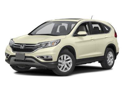 2016 Honda CR-V EX (Alabaster Silver Metallic)