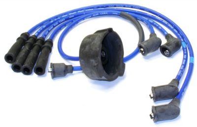 Purchase Spark Plug Wire Set NGK 8016 fits 83-87 Honda Prelude 1.8L-L4 motorcycle in Jacksonville, Florida, United States, for US $24.81