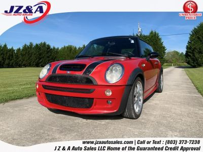 2006 MINI Cooper S (Chili Red)