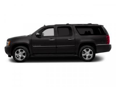 2014 Chevrolet Suburban LT 1500 (Black)