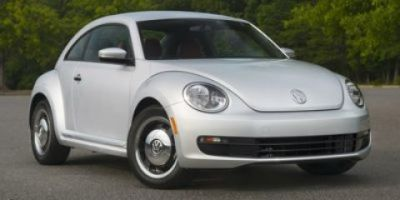 2015 Volkswagen Beetle 1.8T PZEV (White)