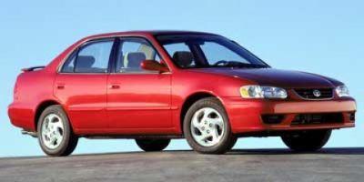 2002 Toyota Corolla CE ()