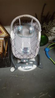 Gently used Fisher Price electric rocker/ glider