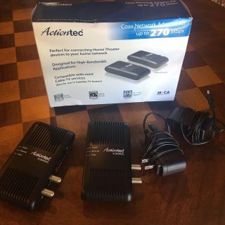 Action tech Network Adapter Kit