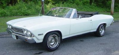 1968 Chevrolet Chevelle Convertible