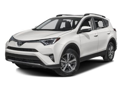 2016 Toyota RAV4 XLE (Red)