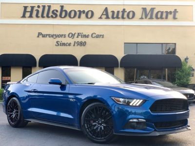 2017 Ford Mustang GT (Blue)