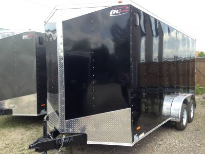 2018 RC TRAILERS RWT 7X16 TA2 Equipment Trailer Trailers Elkhorn, WI