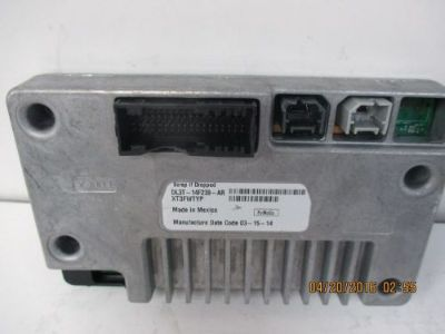 Find 2013 2014 Ford F150 Nav Radio Sync Module DL3T 14F239 AP motorcycle in Booneville, Mississippi, United States, for US $199.95